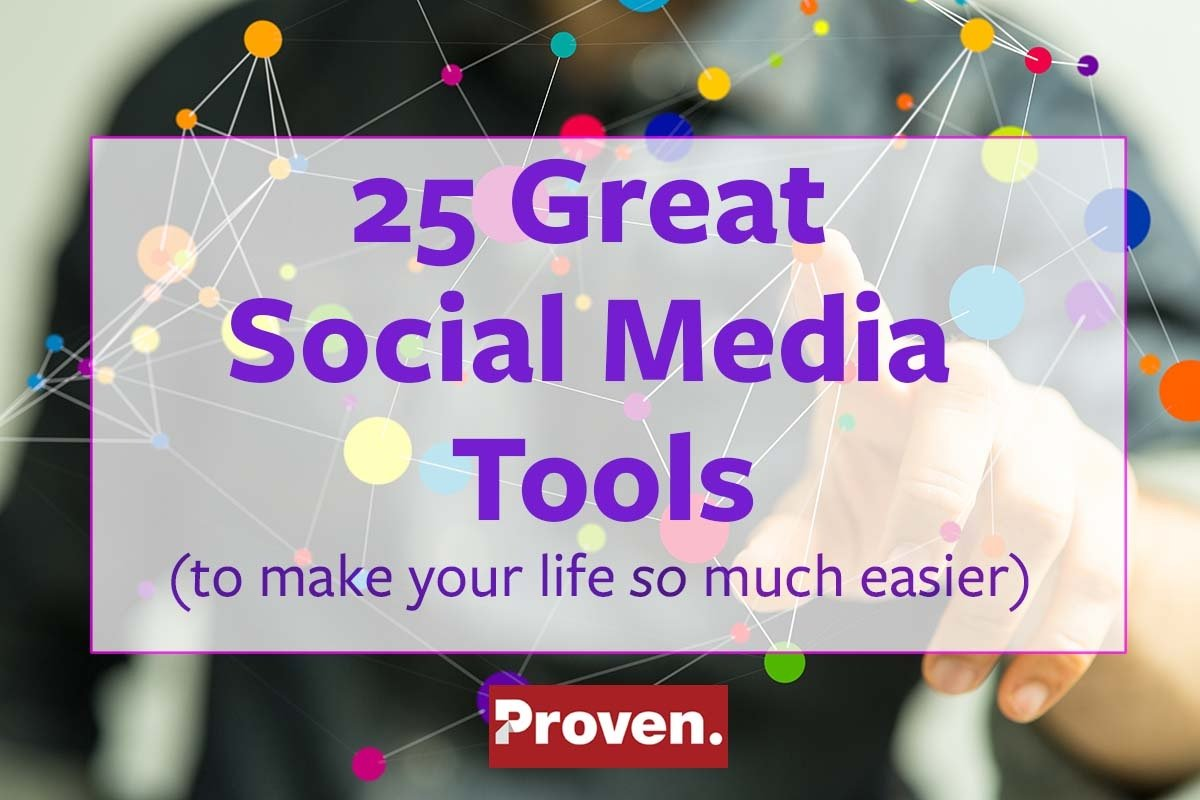 Great Social Media Tools