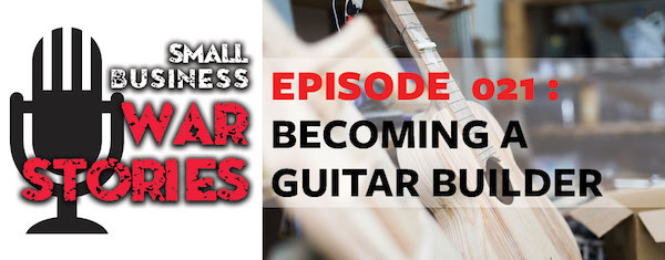 Becoming a Guitar Builder | SLJ Guitars