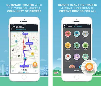 Waze Screenshot