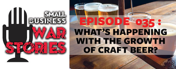 What's Happening with the Growth of Craft Beer?   October