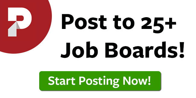 post to craigslist and other job boards