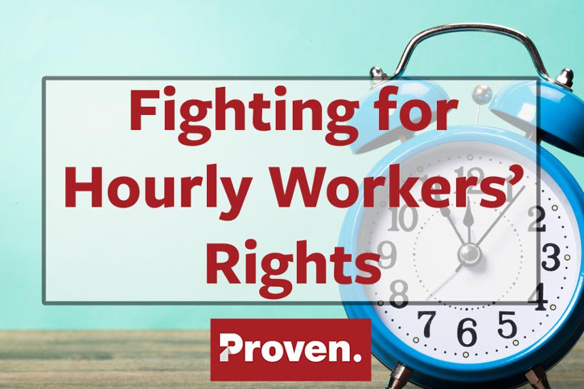 hourly worker rights
