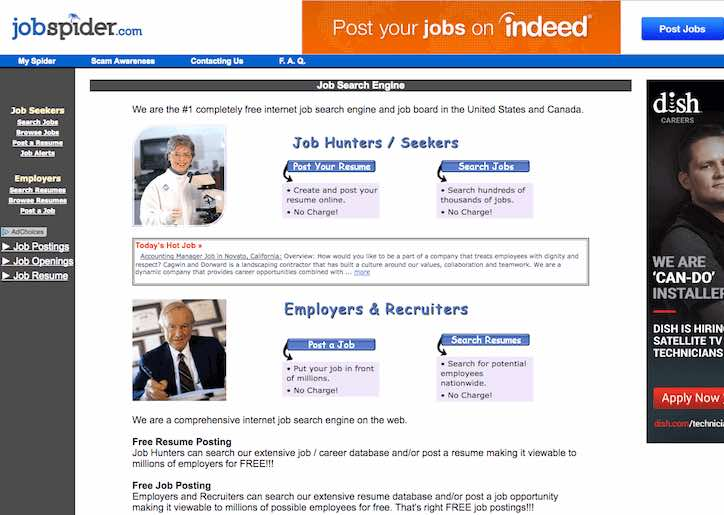 Your Next Hire is Here (30+ Job Sites to Recruit for Free