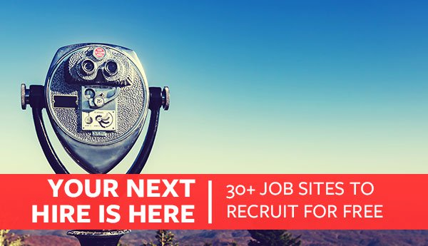 Your Next Hire Is Here | 30+ Job Sites To Recruit For Free