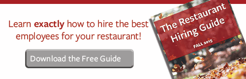 Restaurant Hiring Guide Download