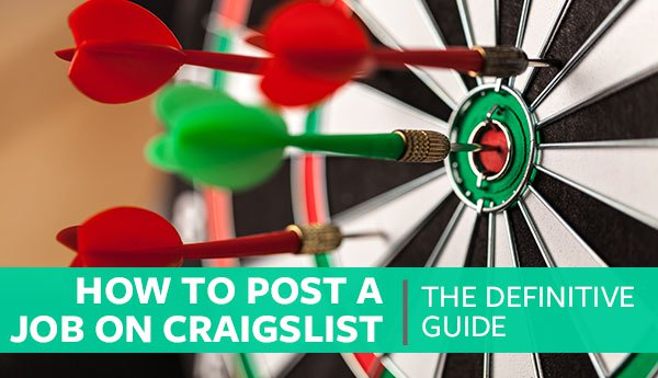 Posting Jobs on Craigslist (The Full Job Post Pricing Guide) – Proven