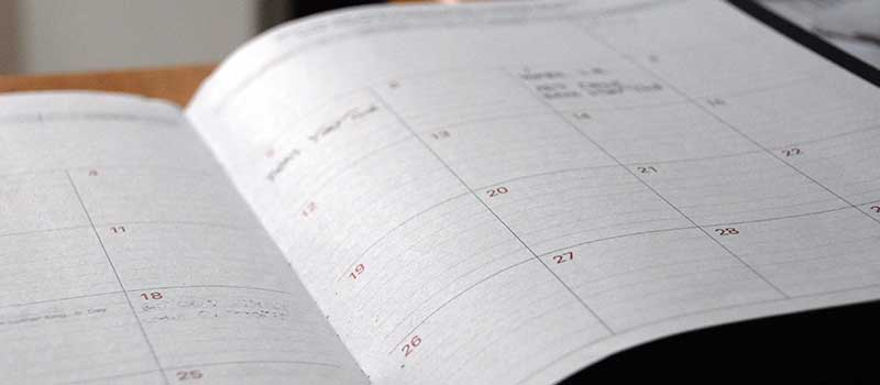 Pre-Schedule Your Workday