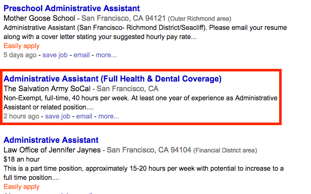 now hiring ads examples