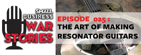 The Art of Making Resonator Guitars | Mule Resophonic