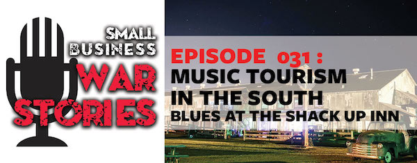 Music Tourism in the South | Blues at The Shack Up Inn