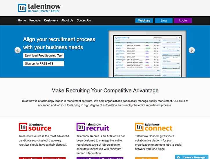 Talentnow Recruit