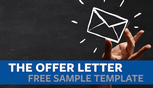 anatomy of the offer letter free sample template proven