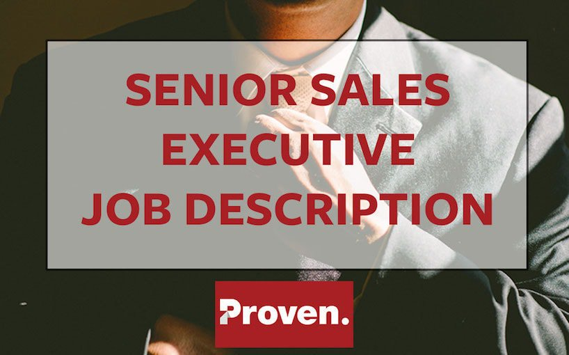 Image result for hiring Senior Sales Executive