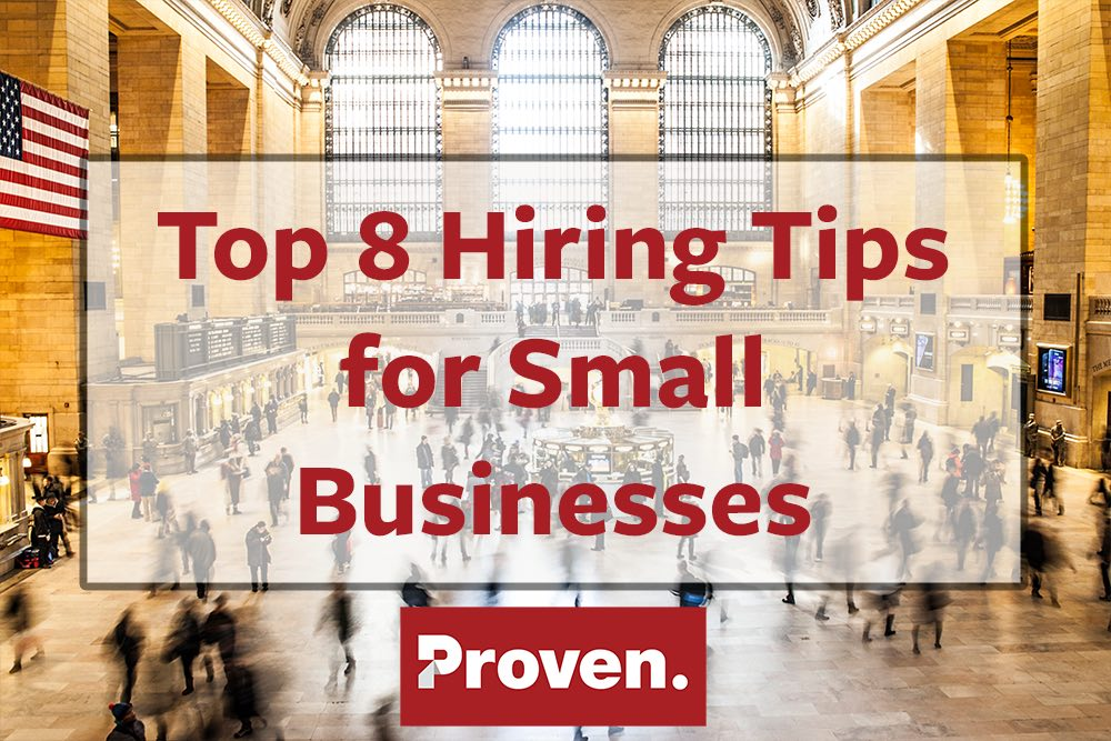 Top Hiring Tips for Small Businesses