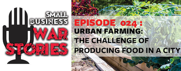 Urban Farming: The Challenge of Producing Food in a City in Austin