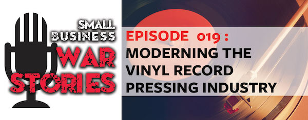 Modernizing the Vinyl Record Pressing Industry