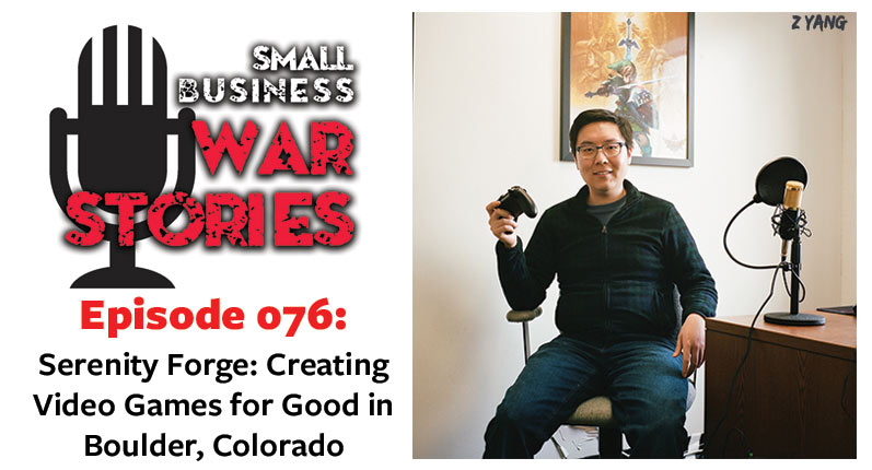 Creating Video Games for Good in Boulder, Colorado